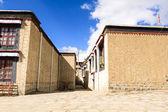 Casa tibetana — Foto de Stock