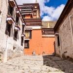 Tibetan house — Stock Photo #36194697