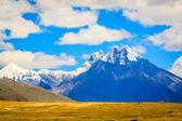 Mountain rangre — Stock Photo