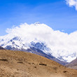 Stock Photo: Everest mountain