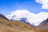 Everest mountain — Stock Photo