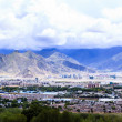 Capital of Tibet — Stock Photo