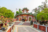 Vietnamese temple — Stock Photo
