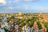 Skyline Hanoi — Stock Photo