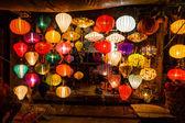 Asia lantern — Stock Photo