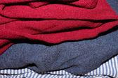 Swetry złożone — Zdjęcie stockowe