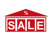Försäljning. — Stockvektor