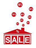 Sale. — Wektor stockowy