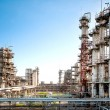 Petroleum refinery — Stock Photo