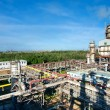 Oil refining factory — Stock Photo #31111331