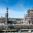 Oil refining factory — Stock Photo #31111361