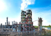 The Refinery — Stock Photo