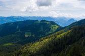 Los alpes — Foto de Stock