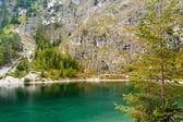 Blindsee, austria — Zdjęcie stockowe