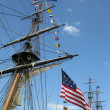Tall Ships in Chicago at Navy Pier — Stock Photo #28506471