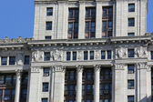 Detailed Architecture of the Municipal Building in New York — Stock Photo
