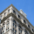 Intricate and historic Architecture in SoHo Areof Manhattin New York City — Stock Photo #35685337