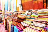 タイの伝統的な生地の絹 — ストック写真