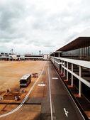 Don mueang international airport thailand, landing field near th — Stok fotoğraf