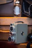 Alt - klassisch - antike Kamera — Stockfoto