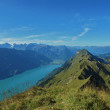 Beautiful Bernese Oberland — Stock Photo