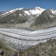 Aletsch Glacier — Stock Photo #32594877
