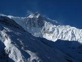 Khangsar Kang 7485m, Nepal — Foto Stock