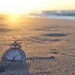 Time clock — Stock Photo #30094505