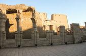 艾得夫的寺庙 — 图库照片