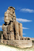 The Colossus of Memnon — Stock Photo