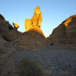 Pinnacle in Sesriem Canyon — Stock Photo