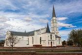 Sa で最高の尖塔を持つアバディーンのオランダ改革派教会 — ストック写真