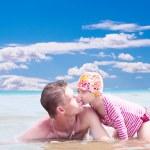 Happy fatherhood — Stock Photo #29721589