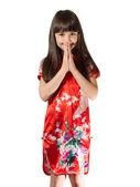 Vietnamese girl — Stock Photo
