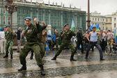 Rosja. dzień sił powietrznych 02.08.13. — Zdjęcie stockowe