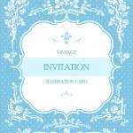 Blue elegant background — Stock Vector #28793969