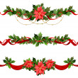 Vector de stock : Christmas decoration