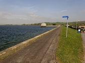 Farmoor reservoir — Stockfoto