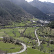 Stock Photo: Spanish pyrenees