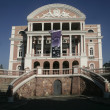 The Manaus Opera House — Foto Stock