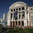 The Manaus Opera House — Stock Photo
