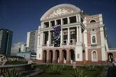 The Manaus Opera House — Stock Photo