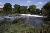 River Avon, Pershore — Stockfoto