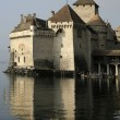 Chateau De Chillon Castle — Stock Photo