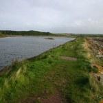 ������, ������: Gann Estuary near Dale