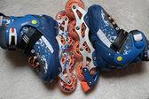 Roller-skates — Stock Photo