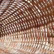 Stock Photo: Wicker Basket Closeup Abstract