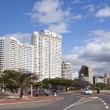 Residential Complexes Along Durbans Golden Mile Beachfront — Stock Photo #37005767