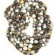 Stock Photo: Collection of Isolated Hand Made Ethnic Zulu Bead Necklaces