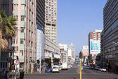 Central Business District in Durban South Africa — 图库照片